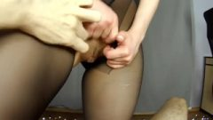 Grease Jerk Off. Tore Her Tights And Sat On A Dick