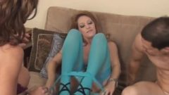 Busty Cougars Charlee Chase & Deauxma Fuck Charlee's Partner